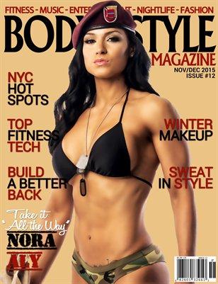 BodyNStyle Magazine Issue 12