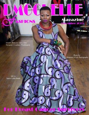 DMochelle Fashions Magazine December 2015