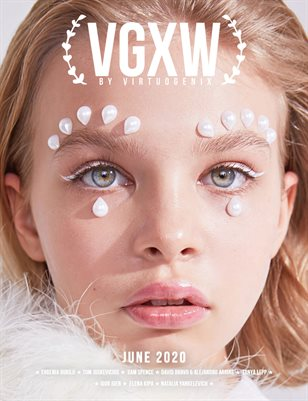 VGXW Magazine - June 2020 Cover 1