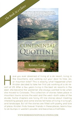 Continental Quotient | Book at a Glance