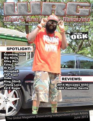 WRG Magazine June 2013