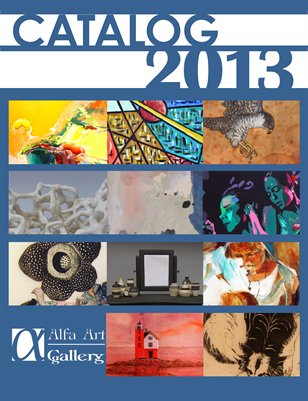 Alfa Art Gallery Catalog 2013