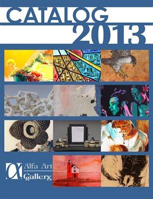 Alfa Art Gallery Catalog 2013