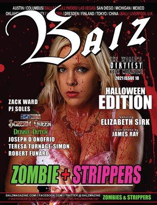Balz Magazine Issue 18
