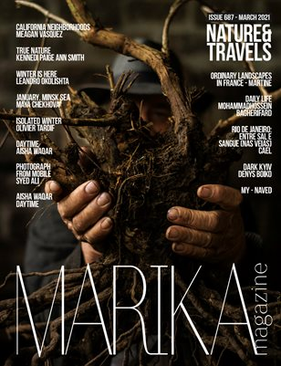 MARIKA MAGAZINE  NATURE & TRAVELS (ISSUE 687- MARCH)