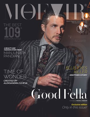 #15 Moevir Magazine February Issue 2020