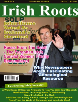 Irish Roots - Issue No 76