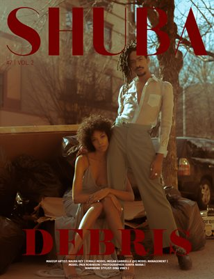 SHUBA MAGAZINE #7 VOL. 2