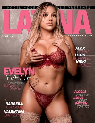 Model Modele presents Latina Volume 4 (Evelyn)