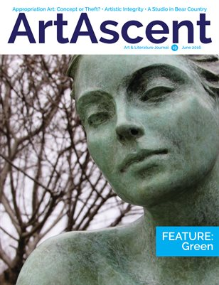 ArtAscent V19 Green June 2016