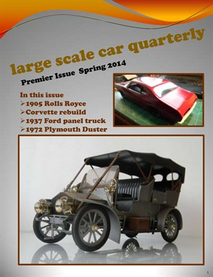 Large scale cars quarterly