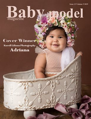 Baby Model magazine Issue 13 volume 5 2019