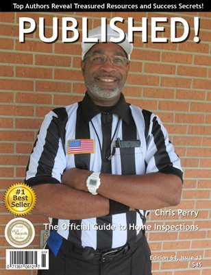 PUBLISHED! Magazine featuring Chris Perry