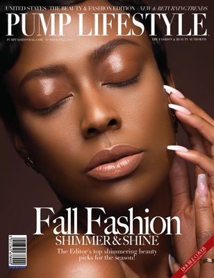 PUMP Lifestyle - The Beauty & Fashion Edition | November 2018 | V.XI