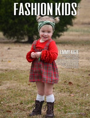 Fashion Kids Magazine | Issue #104 - Christmas Special