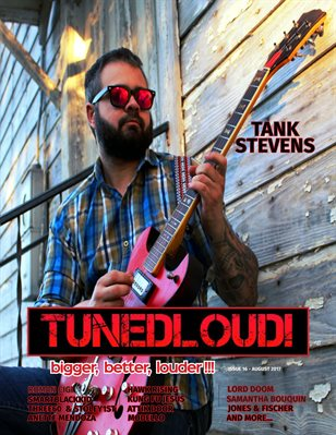 TunedLoud Magazine August 2017