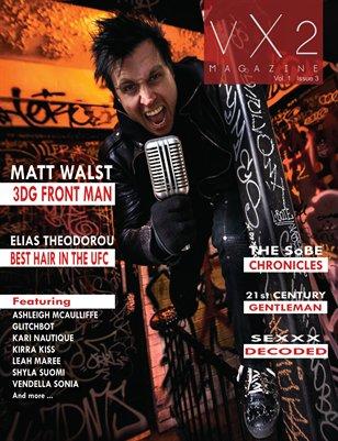 VX2 Magazine (Vol 1 Issue 3)