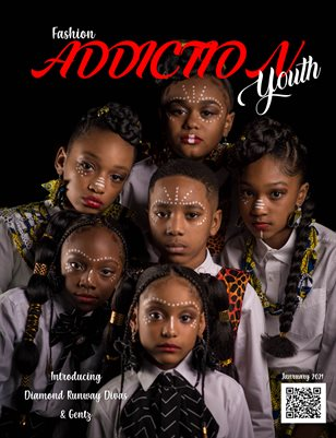 Fashion Addiction - Youth Issue 01 - January 2021