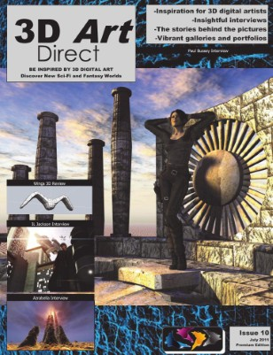 3D Art Direct Issue 10