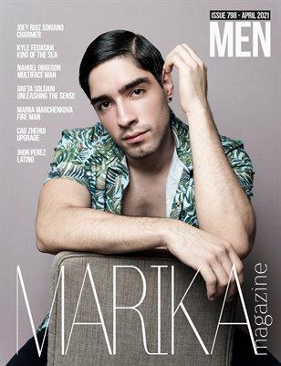 MARIKA MAGAZINE MEN (ISSUE 798 - APRIL)