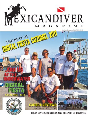 Underwater Digital Fiesta Cozumel 2011