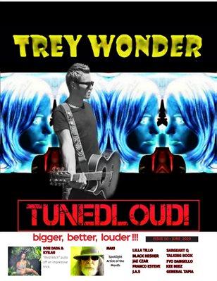 TunedLoud Magazine June 2020