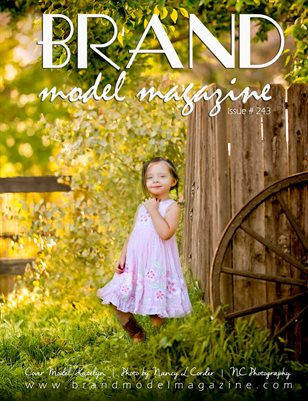 Brand Model Magazine  Issue # 243