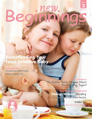 Breastfeeding Your Food-Sensitive Baby