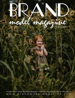 Brand Model Magazine  Issue # 583