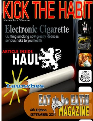 E-Cigarettes Kick the Habit