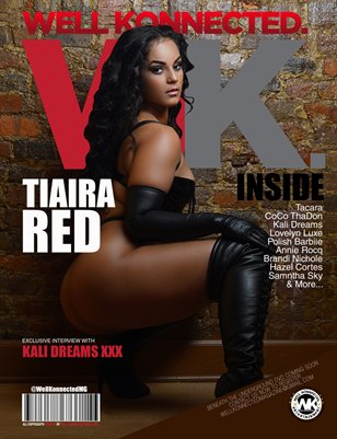 Well Konnected Tiaira Red Cover