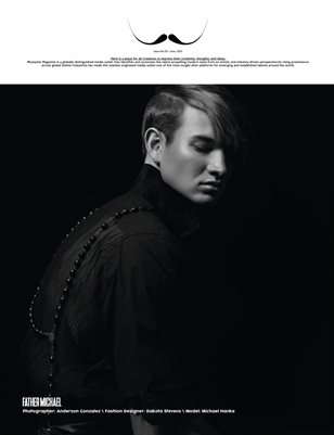 Mustache | HOMME MAG | #3-A