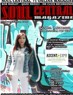 Soul Central Magazine Febuary 2015