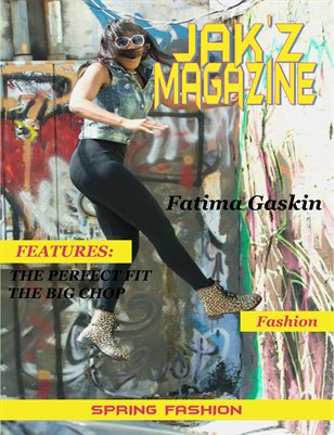 JAK's Magazine: Spring Fashion