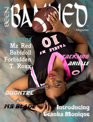 Been Banned.com The Magazine Vol 1 Standard Edition