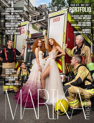 MARIKA MAGAZINE PORTFOLIO (ISSUE 875 - MAY)
