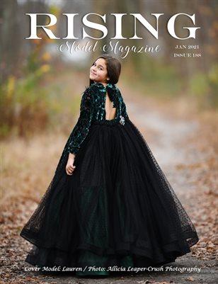 Rising Model Magazine Issue #188