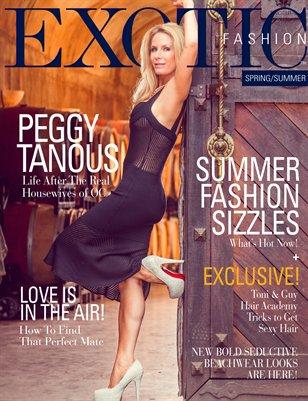 EXOTIC Fashion Magazine 2014