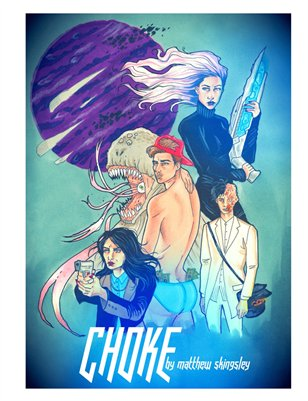 CHOKE Graphic Novel