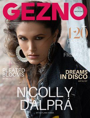 GEZNO Magazine January 2020 Issue #03