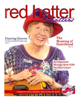 Red Hatter Matters, Spring 2014