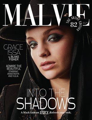MALVIE Mag The Artist Edition Vol 82 December 2020