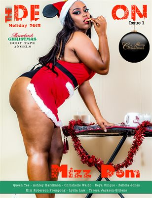 TDM:Xmas MizzDom Cover Issue 1