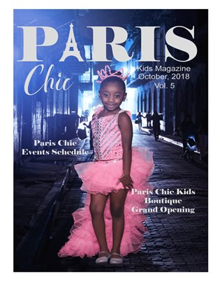 Paris Chic Kids Magazine vol. 5