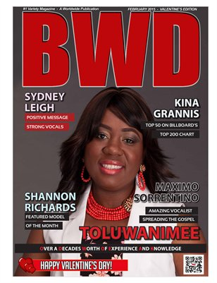BWD Magazine - February Valentine's Edition 2015
