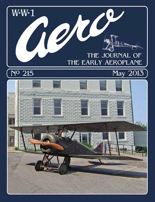 WW1 Aero #215 - May 2013