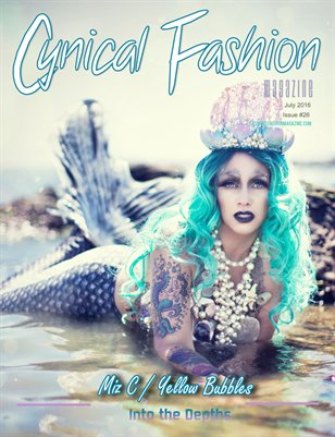 Cynical Fashion Mag Issue #26