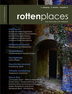 rottenplaces Magazin 2/2018