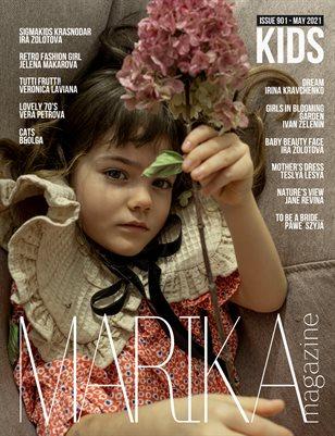 MARIKA MAGAZINE  KIDS (ISSUE 901 - MAY)