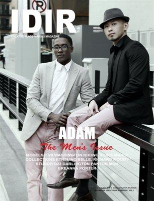ADAM-THE MEN'S ISSUE